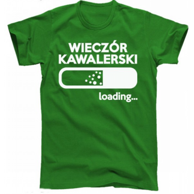 Koszulka wieczór kawalerski loading