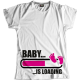 Koszulka Ciążowa Baby is Loading...