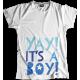 Koszulka Ciążowa Yay Its a BOY