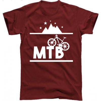 Koszulka Rowerowa MTB